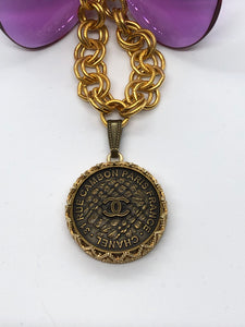#39 Vintage Couture Necklace 28mm