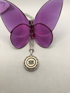 #228 Vintage Couture Necklace 23mm