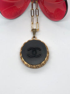 #248 Vintage Couture Necklace 28mm