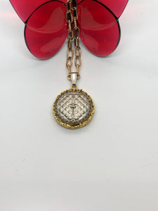 #212 Vintage Couture Necklace 28mm