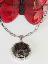 Load image into Gallery viewer, #273 Vintage Couture Necklace 28mm
