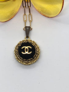 #312 Vintage Couture Necklace 23mm