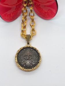 #36 Vintage Couture Necklace 28mm