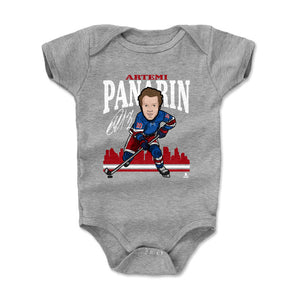 Artemi Panarin Kids Baby Onesie | 500 LEVEL