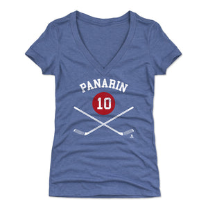 Artemi Panarin Women's V-Neck T-Shirt | 500 LEVEL