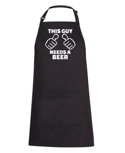FATHER'S DAY BBQ APRON