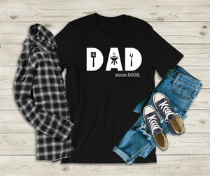 PERSONALIZED BBQ DAD TEES