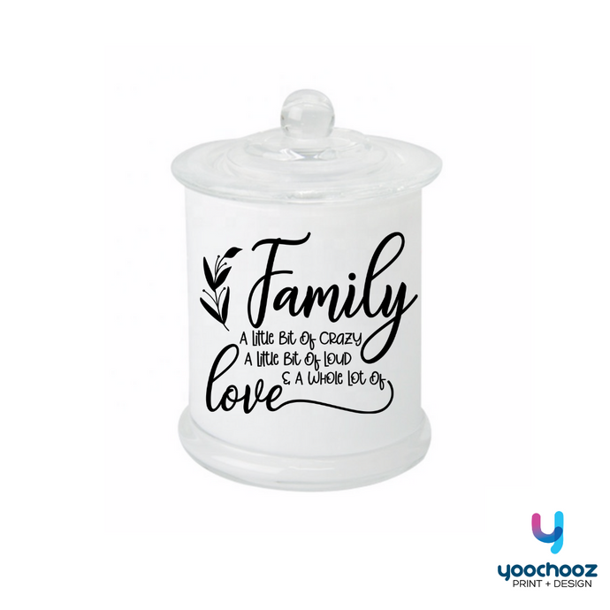 Family Quote- CANDLE