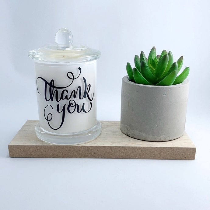 Thank you- CANDLE