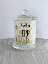 Merry Christmas- Hand Poured Soy Candle