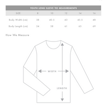 Sassy Little Soul- Kids Long Sleeve Shirt- Grey
