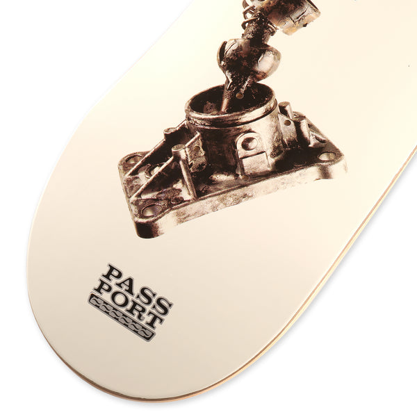Pass~Port - JACK O'GRADY SHIFT DECK - 8.125
