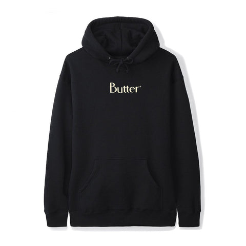 Butter Goods - Classic Logo Pullover Black