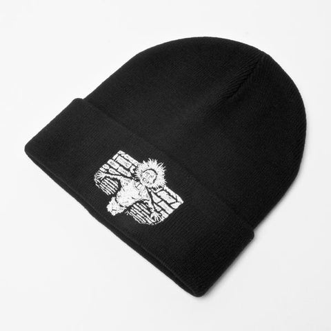 Hockey - Crippling Beanie Black