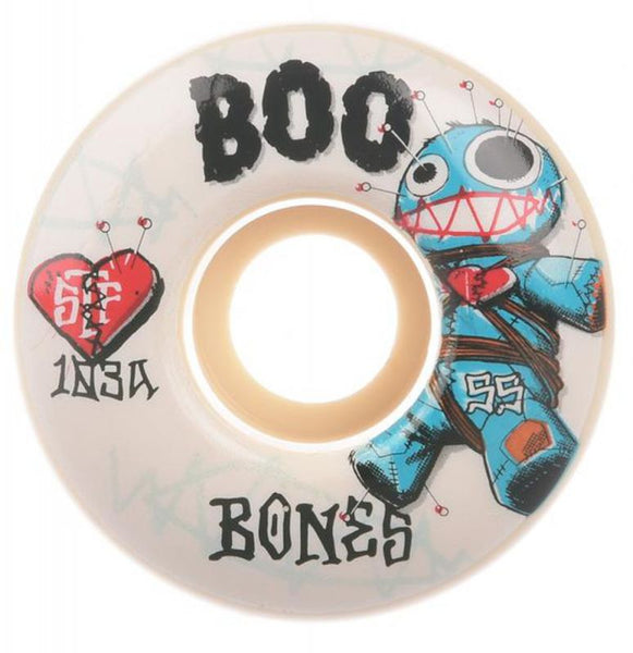 Bones - Wheels STF Boo Johnson Voodoo 103A V4 Wide