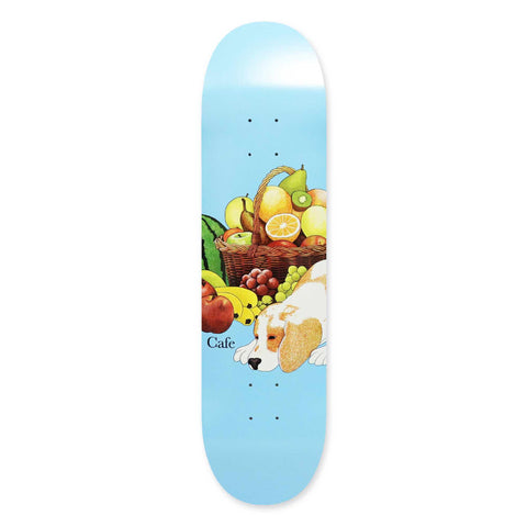 Skateboard Cafe - Healthy Deck Powder Blue 8.5""