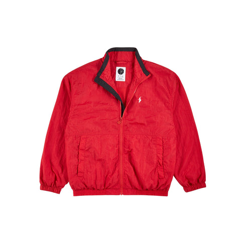 Polar Skate Co. - Track Jacket Red
