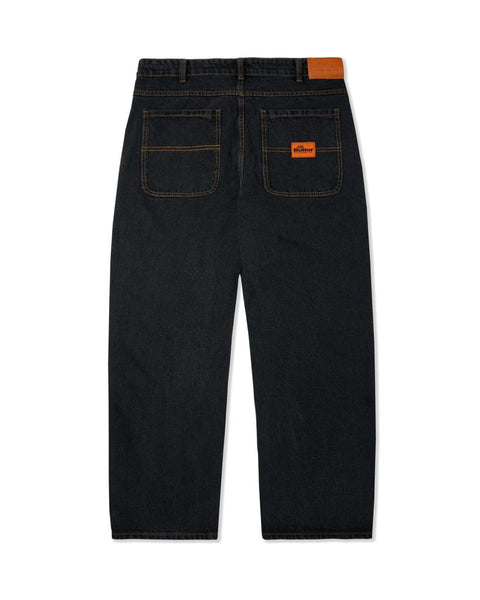 Butter Goods - Philly Santosousso Denim - washed black