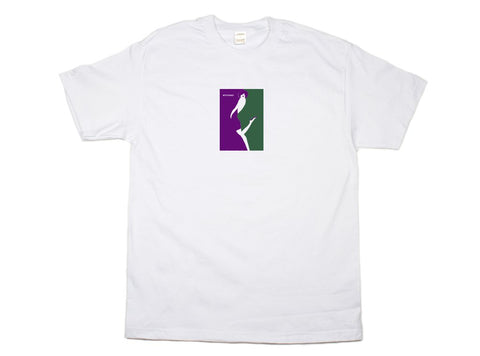 Studio - Kiss Tee White