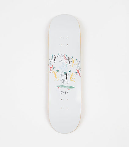 Skateboard Cafe - Peace Deck - 8.38""