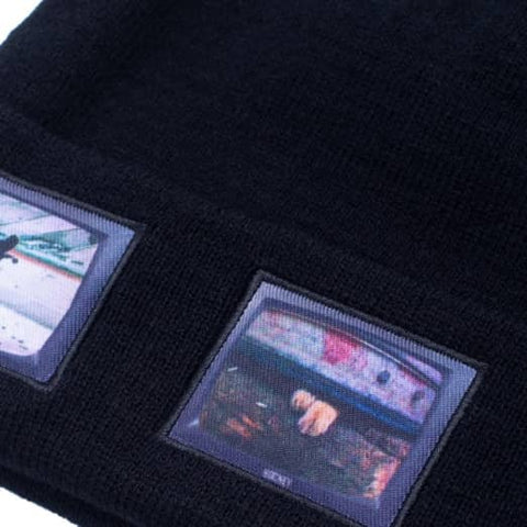 Hockey - Screens Beanie Black