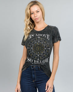 As Above, So Below Tee