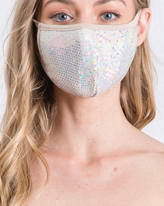 Bling Mask 3 Pack
