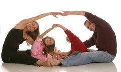 Family Yoga @ The Village Yogi, Fonthill