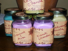 Bayberry And Cinnamon Candle