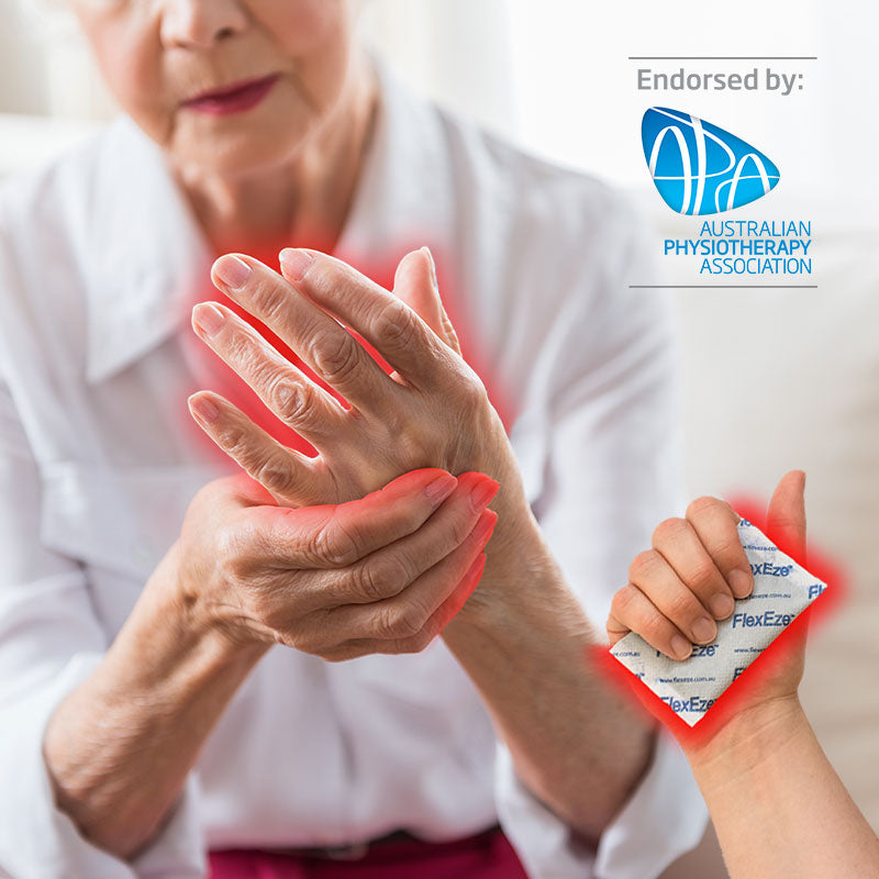 Hand Warmers are ideal for those suffering arthritis. The gentle heat and warmth promotes local bloodflow to ease stiffness in hands.