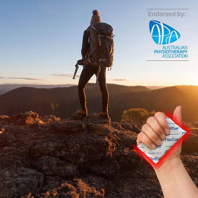 Hand Warmers for hikers, explorers, winter snow trips
