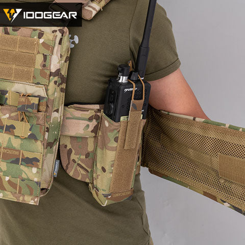 "Shoulder straps are adjustable and removable Molle on both front and back for attaching more pouches or other articles Professional vest for heavy-carrying 2016 Version, we use the zipper which compatible the genuine Crye Zipper Waist size can be adjusted via cord adjuster on the back and the hook and loop tape (Waist Range:96-120cm/37.8""-47.3"") This CPC vest offers unsurpassed comfort and load support in a low profile plate carrier configuration. It is releasable and accepts soft and hard armor inserts."