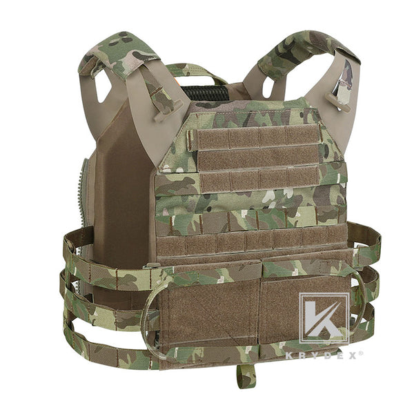 Krydex Jumpable Plate Carrier JPC2.0 Quick Release Tactical Vest - MC