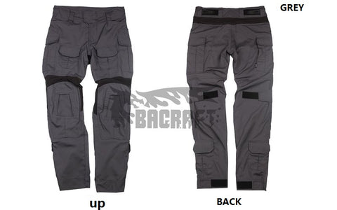 BACRAFT G3 Multifunction Tactical Pants Outdoor Male Combat Pants