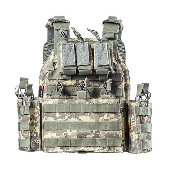 YAKEDA Outdoor Army Tactical Vest  VT6026-1