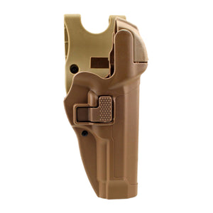 Tactical M92 Holster Military Concealment Level 3 Right Hand Waist Belt - tacticalxmen