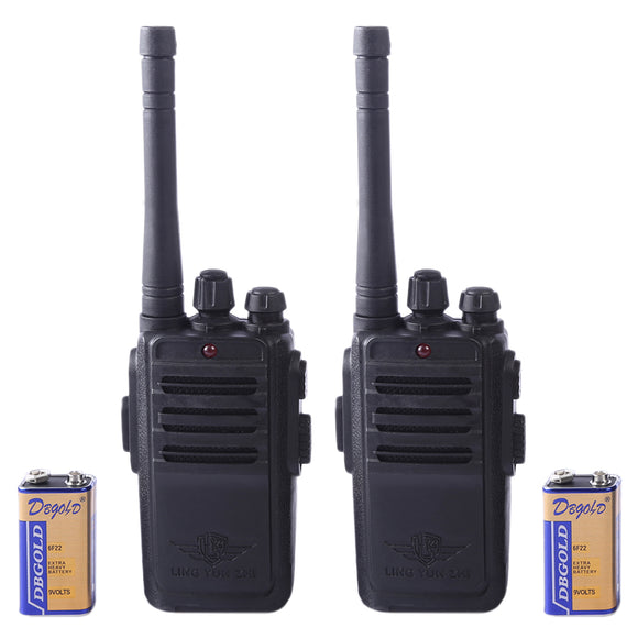 LYZ Children Walkie Talkie Interphone - tacticalxmen