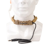 Z-Tactical Tactical Throat Mic - tacticalxmen