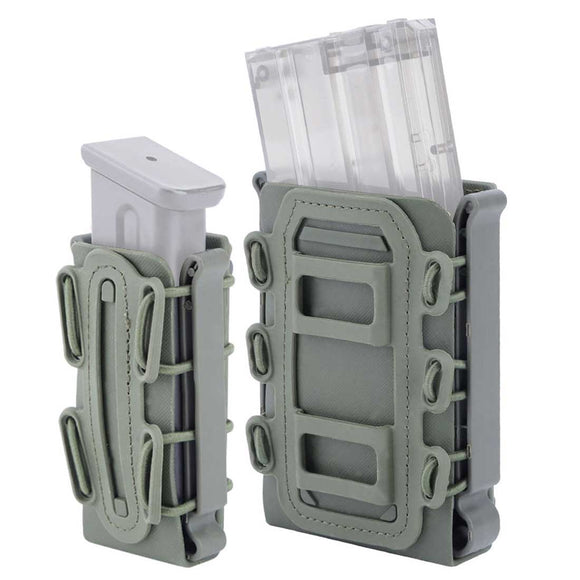 WST 556 Mag Holder 9mm Scorpion Fastmag Pouch Set