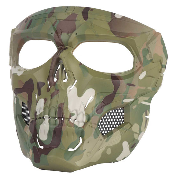 WST Skull Face Tactical Mask