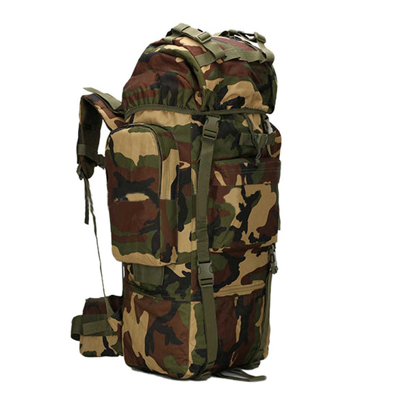 Large Capacity Tactical Assault Backpack - tacticalxmen