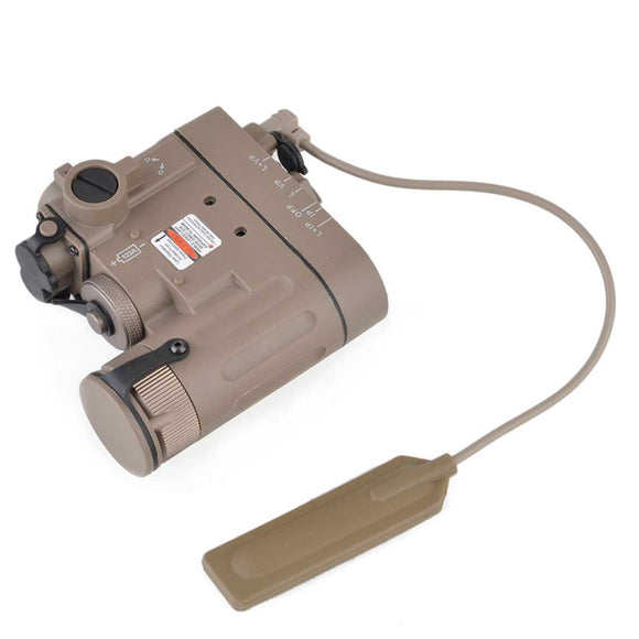 Element DBAL-EMKII Tactical Laser Illuminator