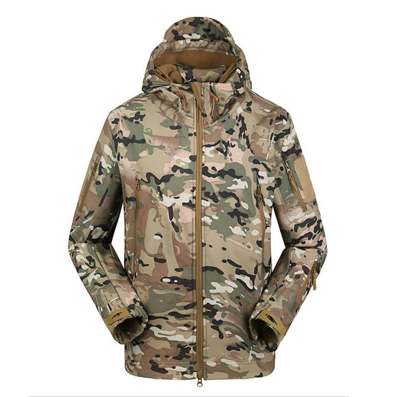 ESDY Waterproof Warm Jacket for Outdoor Activities - tacticalxmen
