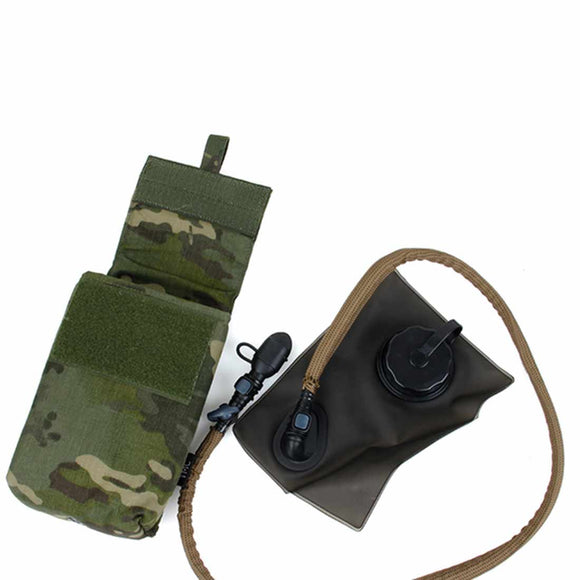 TMC 1L Molle Hydration Pack Military Tactical Hydration Pouch - MTP