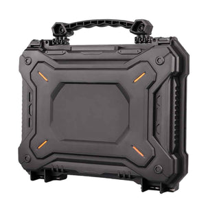 WST Tactical Safety Box Waterproof Tool Box Instrument Storage Case