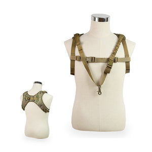 Wosport Multifunctional Harness for Airsoft - tacticalxmen