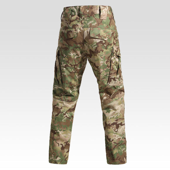 Evolution In Battle Tactical Pants Combat Uniform Training Pants - Multicam