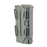 WST Scorpion TPR Magazine Pouch Fastmag Holder for 9mm 45 ACP Magazine - tacticalxmen