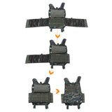Tactical Military Vest Training Vest