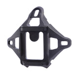 FMA Tactical Helmet Mount Shroud for FAST MICH Series Helmet - Black - tacticalxmen